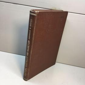CLASSICAL ELECTRICITY AND MAGNETISM【经典电磁论】大32开、硬精装、32年版