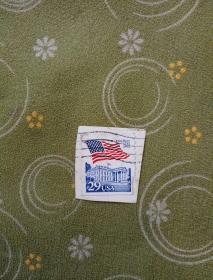 29美国邮票