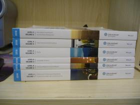 CFA Program Curriculum:2018.LEVELI.VOLUME1~VOLUME6(全1~6卷,英文原版)全套图书重约7公斤,运费小贵。