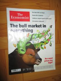 The Economist  (OCTOBER 7TH -13TH 2017)