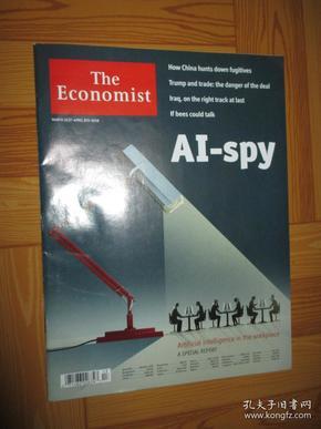 The Economist  (APRIL 21ST  - 27TH  2018)