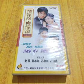 情深深雨濛濛 VCD 31碟盒装 正版现货拍摄与图