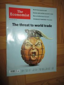 The Economist  (MARCH 10TH -  16TH  2018)