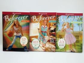 美国女孩系列故事书 3本60元 Read All About It: A Kit Classic
