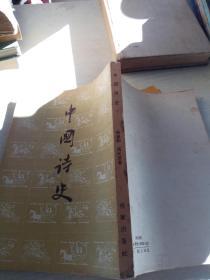 中国诗史 下