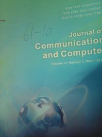 Journal of Communication and Computer  2017.3