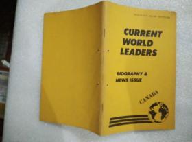 current world leaders现任世界领导人