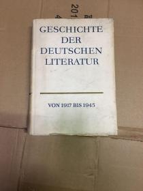 GESCHICHTE DER  DEUTSCHEN LITERATUR 10
