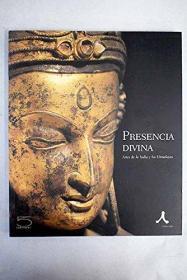 西班牙文版  不是英文版  Divine Presence: Arts of India & the Himalayas 印度 喜马拉雅 艺术