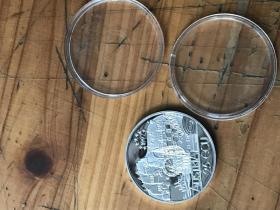 reanz schubert1797  1828  AUSTRIA  25  ECU 纪念币