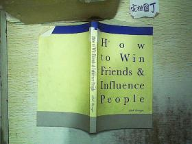 How to Win Friends & Influence People 16开本