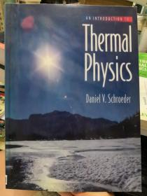 an introduction to thermal physics(货号:1558)