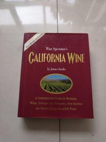 Wine Spectators : California Wine 葡萄酒鉴赏家:加州葡萄酒