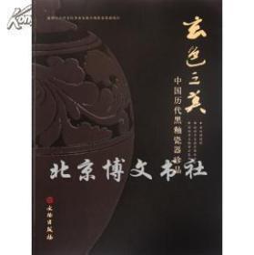 玄色之美-中国历代黑釉瓷器珍品