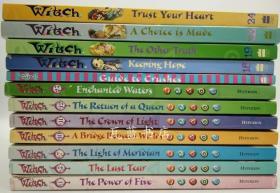 英文原版女巫系列故事书Witch 12款100元包邮