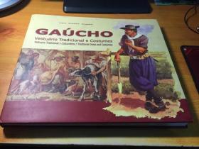 GAUCHO TRADICIONAL DRESS AND COSTUME(三种文字对照)