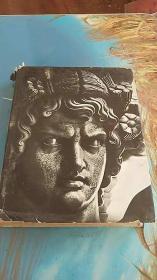 monumental and decorative sculpture of lieningrad 列宁格勒的雕塑 厚 画册 俄文原版