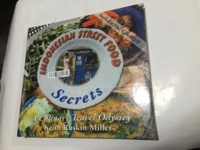 indonesian street food secrets (英文版菜谱)见图