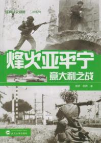 烽火亚平宁——意大利之战 正版 周明,胡烨 9787307163843