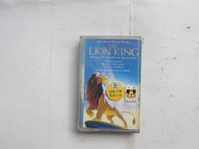 磁带:LION KING(狮子王)有歌词