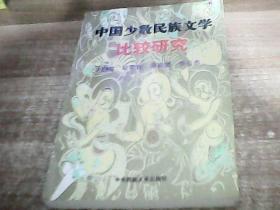 中国少数民族文学比较研究