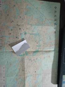 合肥交通旅游图