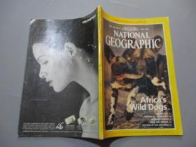 英文原版:National Geographic 美国国家地理(1999年5月号)