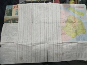 《上海市区交通图》