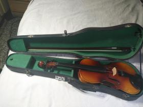 百灵牌4分子4成人小提琴