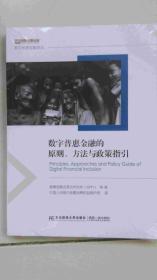 数字普惠金融的原则方法与政策指引