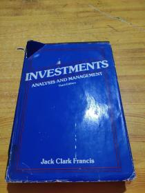 INESTMENTS 投资分析和管理第三版