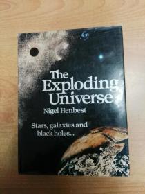英文版图书:The exploding universe (大16开精装)宇宙爆炸