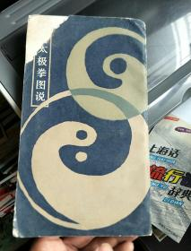 陈氏太极拳图说(24开,1986年1版1印,根据开明印刷局1933年版影印..