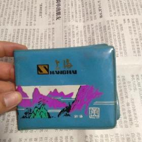 文革上海塑料钱包