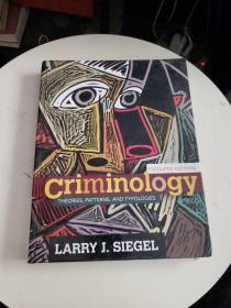 Criminology—TWELFTH EDITION
