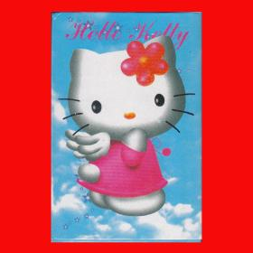 凯蒂猫HELLO KETTY经典扑克