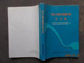 泄水工程与高速水流论文集
