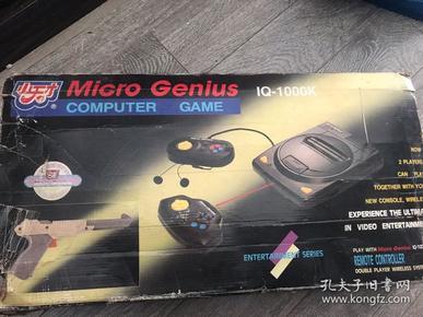纯正原装正品 游戏机 台湾 小天才 IQ-1000Kk 特价