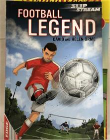 Football Legend (Slipstream. Level 2, Book Band Purple) 足球传奇