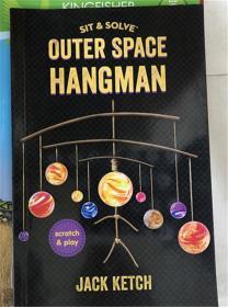 平装 Sit & Solve Outer Space Hangman (Sit & Solve Series)