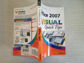 Microsoft Office 2007 VisualTM Quick Tips[Office 2007 【实物拍图】