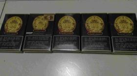 实物烟--韩国BOHEM小雪茄(5盒)