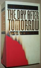 英文原版书 The Day After Tomorrow 正版 平装本 Paperback – 1995 by Allan Folsom (Author)