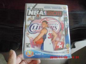 游戏光盘:NBA 2011
