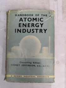 handbook of the atomic energy industry(H1763)
