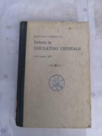 defects in insulating crystals(H1764)