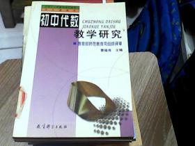 初中代数教学研究