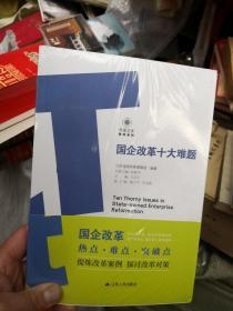 国企改革十大难题(全新正版未拆封           新GG4