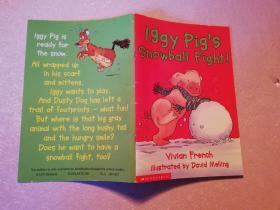 Lggy Pigs Snowball Fight【实物拍图】