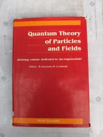 quantum theory of particles and fields(H1772)